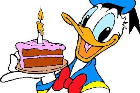 El pato Donal cumple hoy 80 años