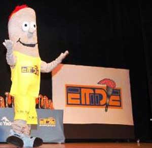 Arrancan los Juegos Nacionales Escolares EMDE 2014