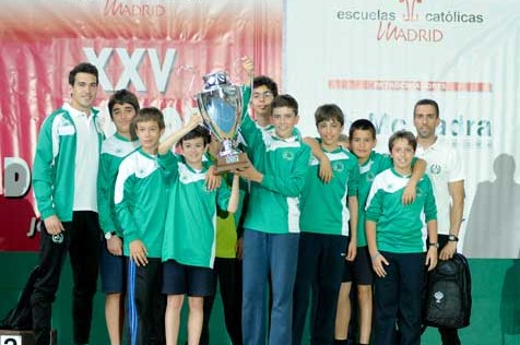 """Los infantiles de Santa Ana y San Rafael """"C"""" de futsal, ganadores del trofeo """"Fair Play"""""""
