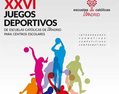 Pistoletazo de salida para los XXVI Juegos Deportivos de Escuelas Católicas de Madrid