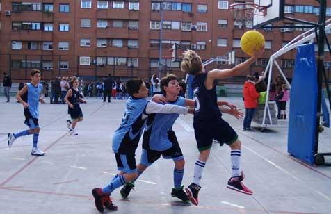 Baloncesto: Los alevines de Santa María del Pilar y Pureza de María hacen doblete en la final