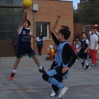 Baloncesto: Pureza de María vs San Patricio Serrano