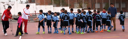 Futsal: Merecido empate entre Santo Ángel y Perelló