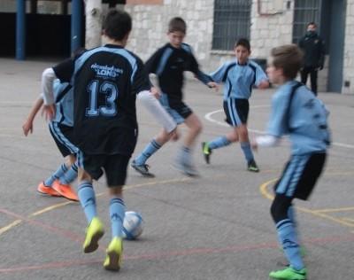 Futsal: Corazón de María vs Nuestra Señora de Loreto (PV) B