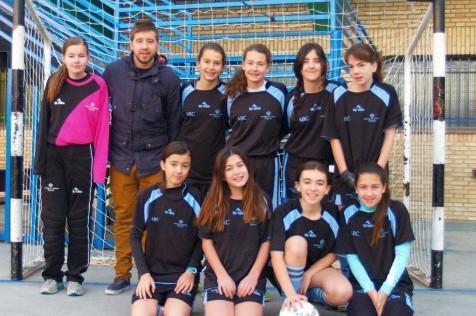 Futsal: Montpellier vs Mater Immaculata B