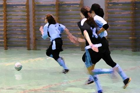 """Futsal: Las cadetes de Montpellier se enfrentan a Mater Immaculata """"B"""""""