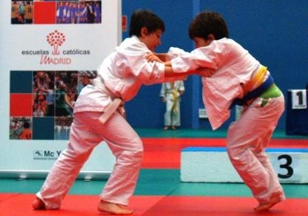 El II Campeonato de Judo de ECM incluye a los alevines