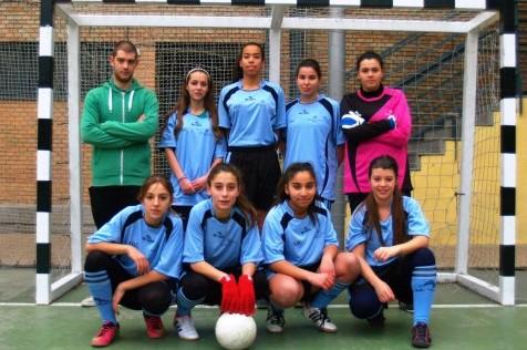 Futsal: Padre Piquer vs SC Gutenberg