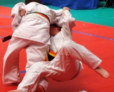 800 judocas participaron en la II edición del Campeonato de Judo de ECM
