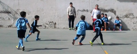 Futsal: los prebenjamínes de Claret más cerca del oro