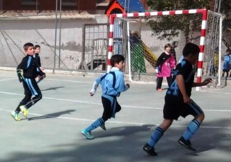Futsal: Los alevines de Raimundo Lulio y Santa Ana San Rafael, invictos
