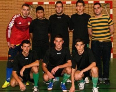 Futsal: Nuestra Señora de las Maravillas vs Padre Piquer C