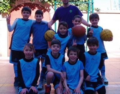 Baloncesto: Nuestra Señora de la Provindencia vs Aristos