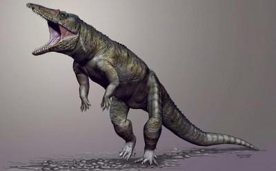 Antes de los dinosaurios ya había un temible predador