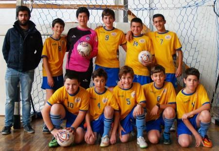 Futsal: Nuestra Señora de las Maravillas vs Padre Piquer B