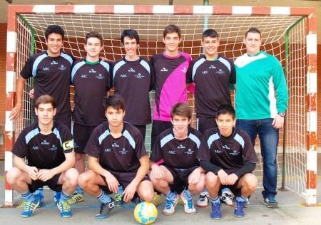 Futsal: Corazón Inmaculado vs Padre Piquer