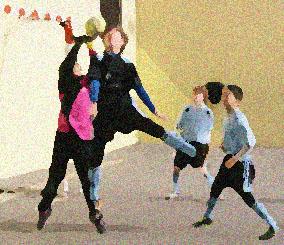 Futsal: los peques de Vedruna, Loreto y Los Muchachos, en la cima