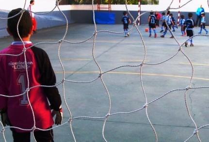 Futsal: Los pequeños de Vedruna Inter, Los Muchachos y Loreto se disputan el podio