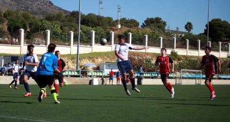 Los cadetes de Claret se imponen en fútbol 11