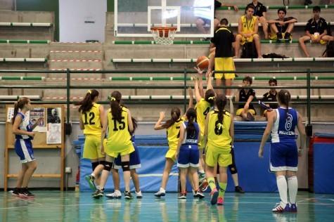 Los equipos madrileños dominan las finales de EMDE