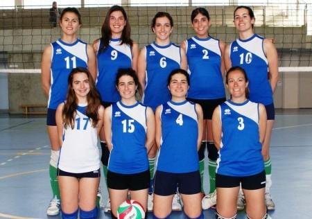 Voleibol: Las sénior de Nuestra Señora del Pilar, campeonas de la XXVI edición