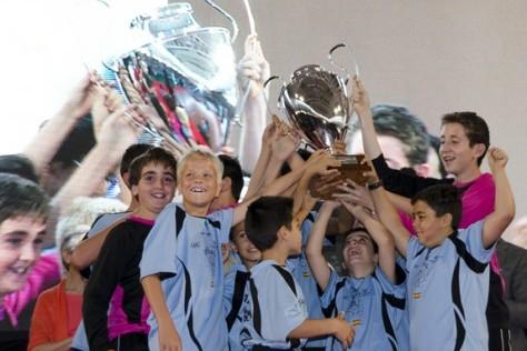 Nuevo récord en participación en los Juegos Deportivos ECM