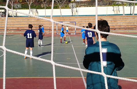 Futsal: Los cadetes de Immaculata repiten victoria