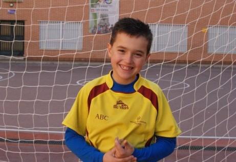 """Carlos: """"Me gusta jugar bien y meter goles"""""""