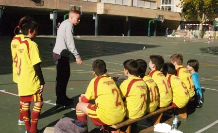 Futsal: Los benjamines y alevines de Santo Ángel, en cabeza