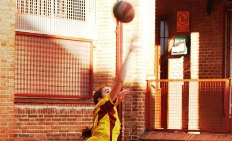 Vóley: Santa Ana y San Rafael dominan dos grupos infantiles