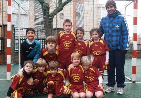 Futsal: Nuestra Señora Sagrado Corazón B vs Jesús María B
