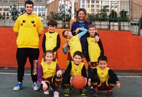 Baloncesto: SAFA Jorge Juan vs Ntra Sra de la Providencia
