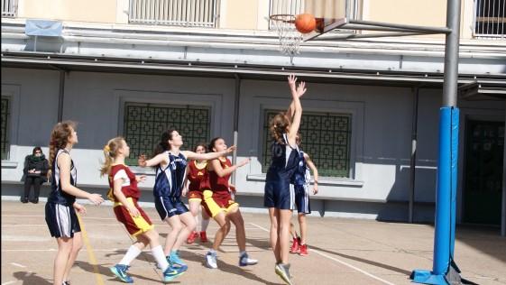 Baloncesto: Virgen de Atocha vence a Maravillas