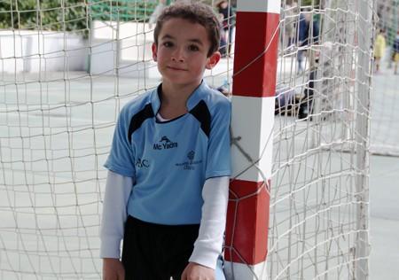 """""""Dedico los dos goles a mis abuelos"""""""