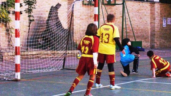 Los prebenjamines de Vedruna Inter FS A mantienen el liderazgo