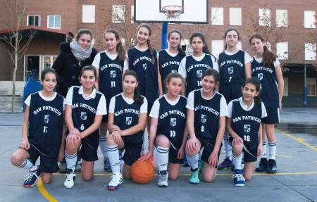 Baloncesto: Aristos vs San Patricio