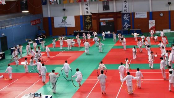 Impresiones del III Campeonato de Judo
