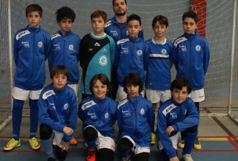 Futsal: Santa Gema Galgani vs Perelló