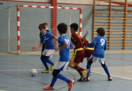 Futsal: Santa Gema Galgani se impone a Perelló