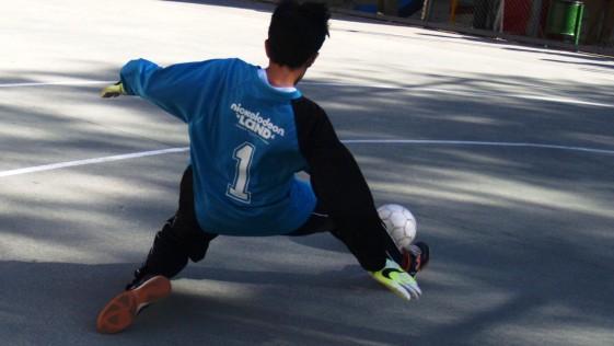 Futsal: Los pequeños de Perelló encabezan la tabla