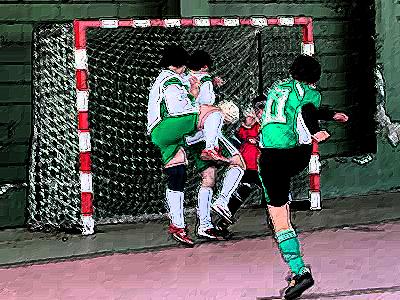 Futsal: Los infantiles de Santa Susana sueñan con el oro