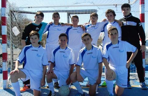 Futsal: Colegio Arzobispal vs Nuestra Señora de las Maravillas