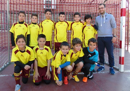 Futsal: Gamo Diana vs Santa Gema Galgani