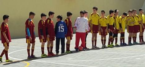 Futsal: Los veteranos de Claret, líderes en solitario