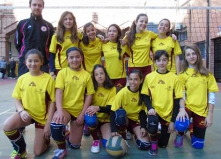 Vóley: La Salle San Rafael vs SC Chamartín