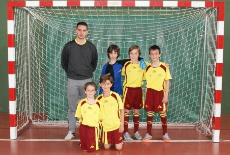 Futsal: Carabanchel A vs Tomás Bretón