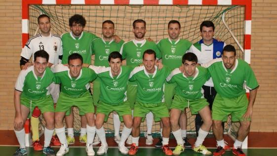 Futsal: Claret vs Sagrado Corazón de Jesús Gutenberg