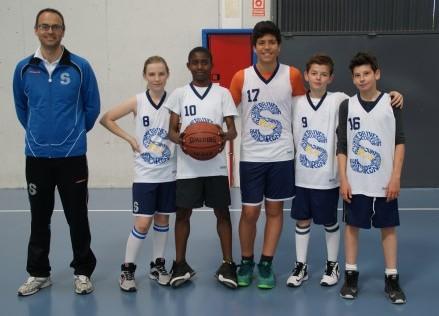 Baloncesto: Saint Louis des Français vs Liceo Europeo