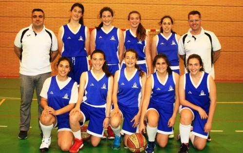 """Las cadetes de Mater Immaculata """"A"""" ganan la liga"""
