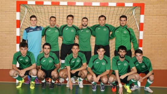 Futsal: Sagrado Corazón Jesús Ferraz vs Santa Ana y San Rafael